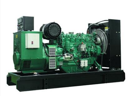长沙全新上柴200kw大型柴油发电机组