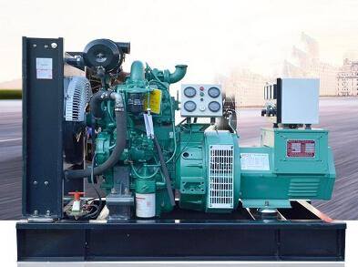 长沙全新上柴50kw大型柴油发电机组