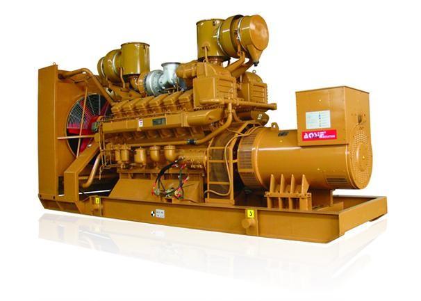 长沙济柴190kw系列柴油发电机组