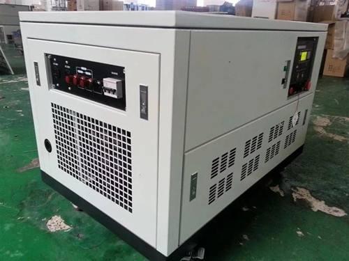长沙岳麓县30千瓦静音发电机