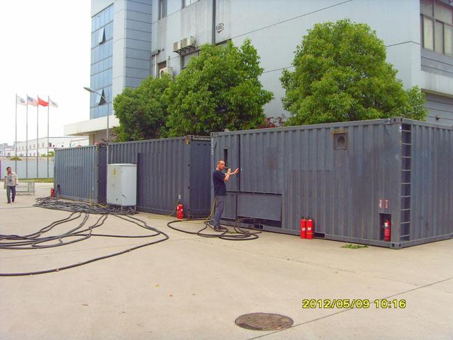 长沙集装箱二手发电机