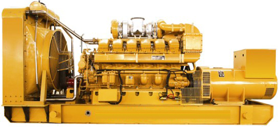 长沙应急发电机-700KW-2500KW济柴柴油发电机组