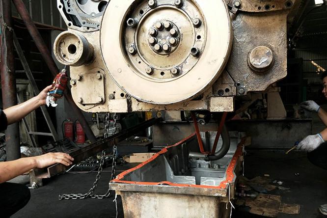 长沙柴油发电机维修