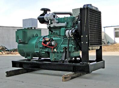 长沙潭州县宗申动力50kw大型柴油发电机组