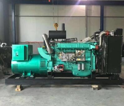 长沙潭州县宗申动力300kw大型柴油发电机组