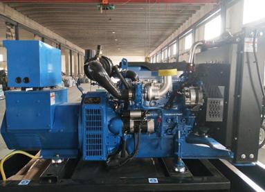 长沙星城县泰豪200kw大型柴油发电机组