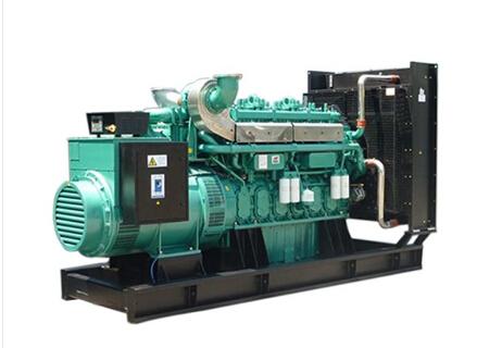 长沙潭州县宗申动力400kw大型柴油发电机组