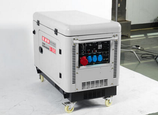 长沙二手康明斯12kw小型柴油发电机组