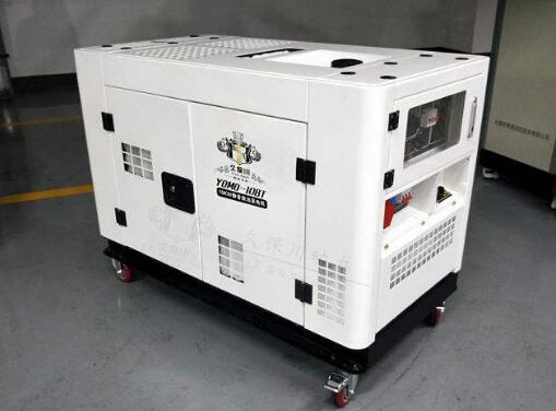 长沙二手康明斯10kw小型柴油发电机组