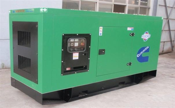 长沙二手开普200kw大型柴油发电机组