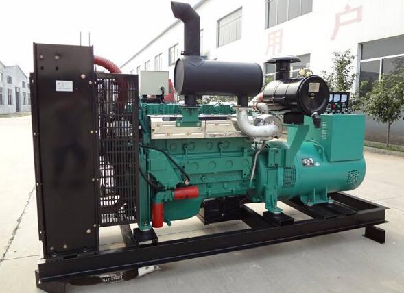 长沙宁乡二手潍柴400kw大型柴油发电机组
