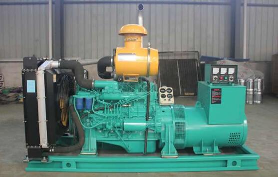 长沙宁乡二手潍柴250kw大型柴油发电机组